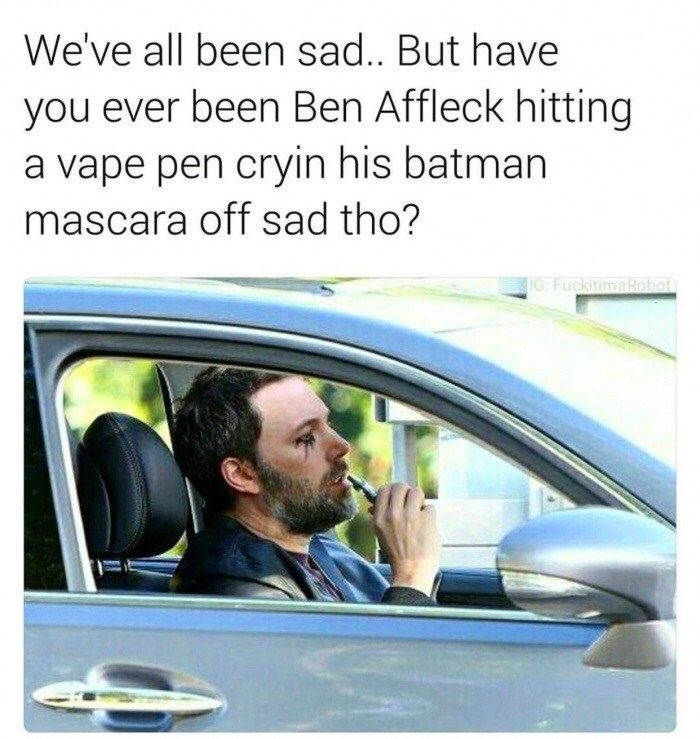 batman sad hours - meme