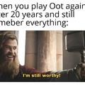 That Oot nostalgia tho