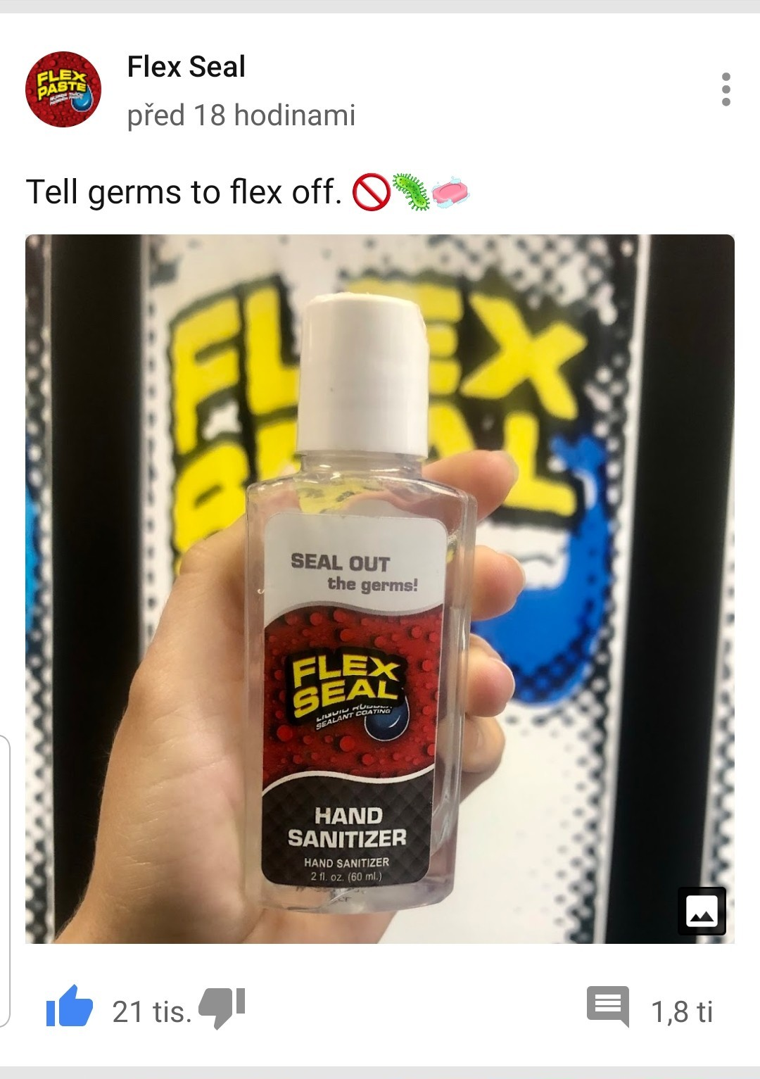 To show you the power of flex seal... - meme