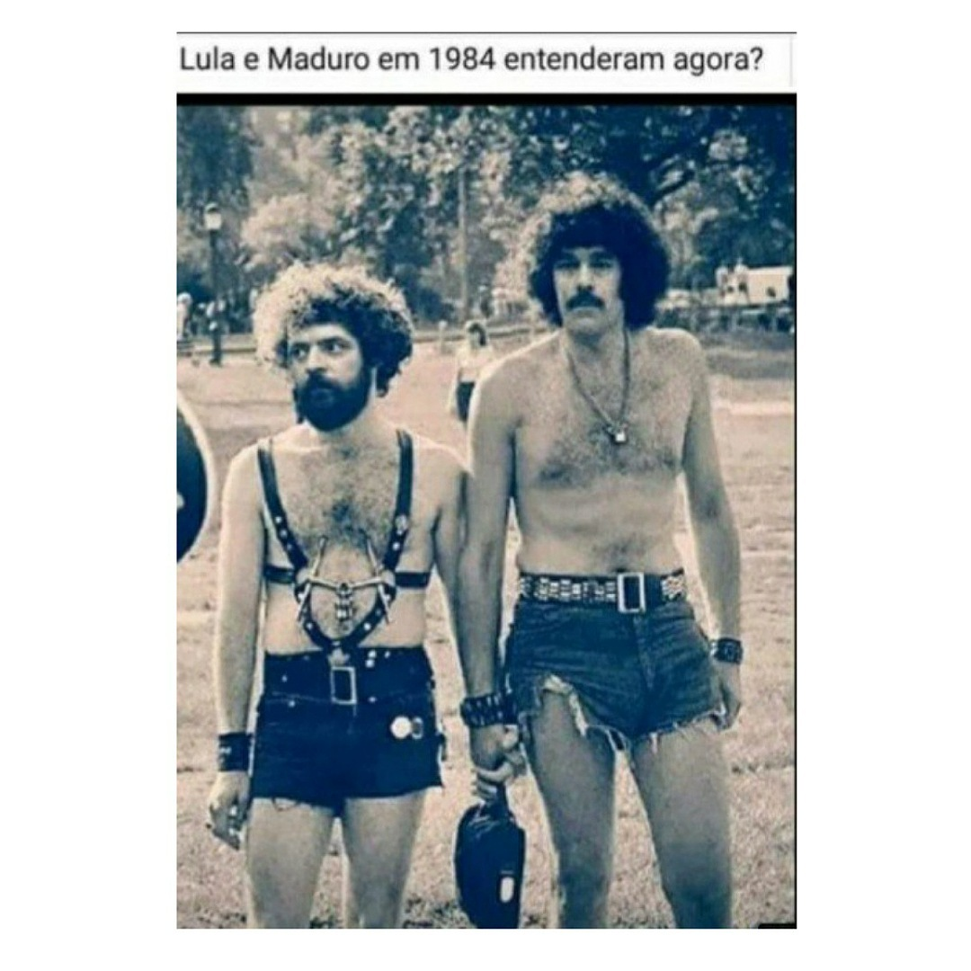 Lula gay - meme