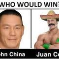 Voto por Juan cena banda