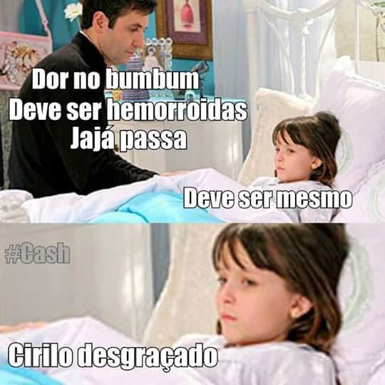 Cirilo FDP - meme