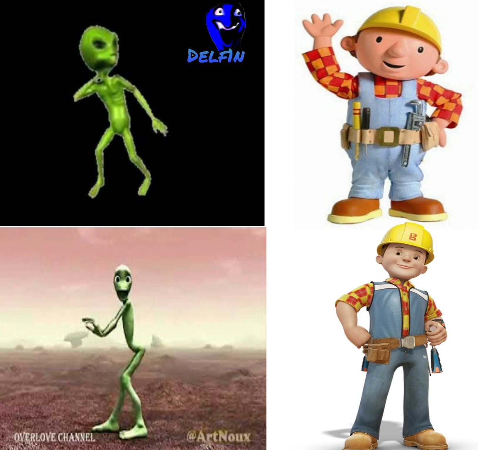 BOB EL CONSTRUCTOR - meme
