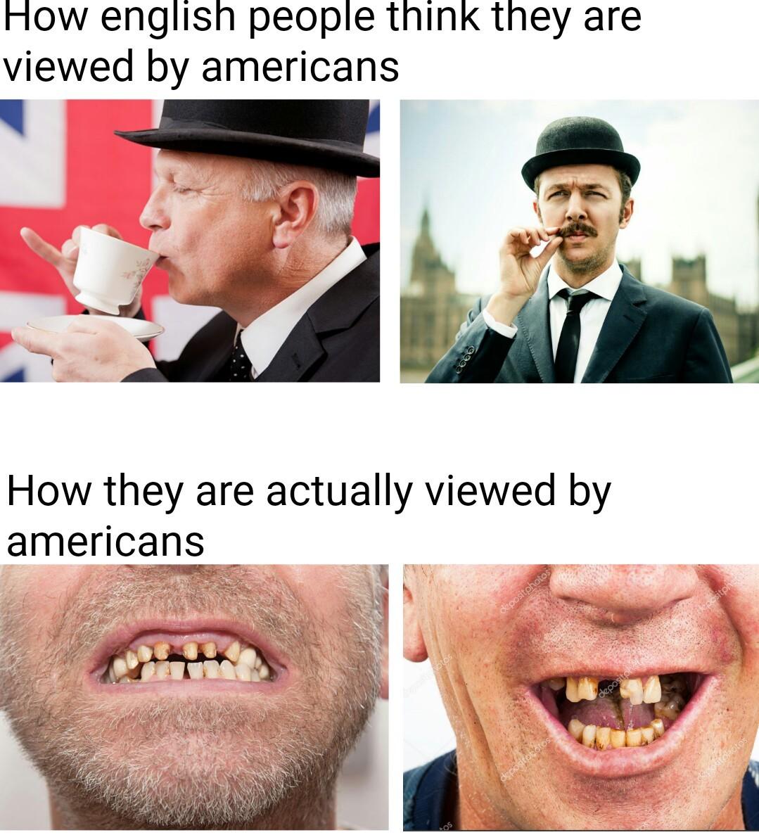 I'm not american so don't hate - meme
