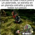 Bad Luck Olimar