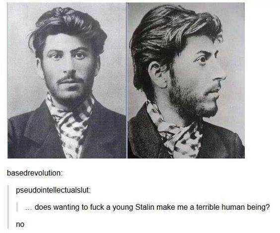 So sexy,*Moans* Stalin-Chan! - meme