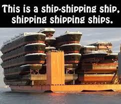 to many ships - meme