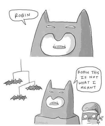 hahaha bat - meme