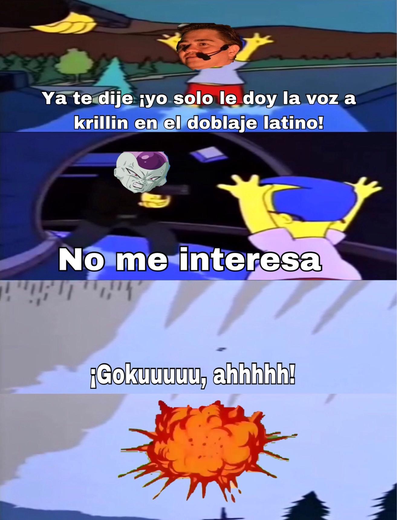 XD pobre Lalo Garza - meme