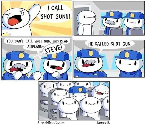 Shotgun - meme