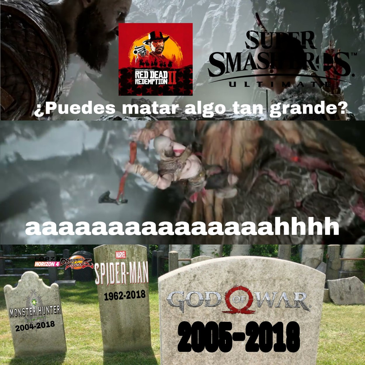 God of War - meme