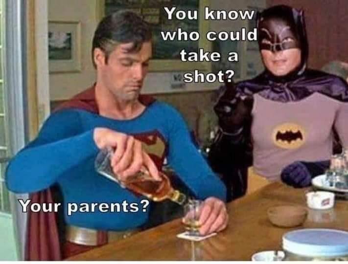 Shots fired! - meme