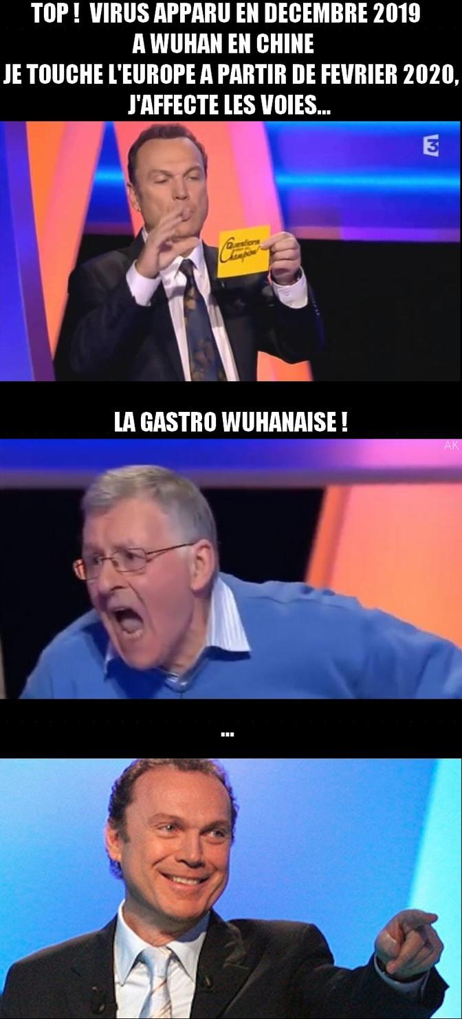 La gastro wuhainaise - meme
