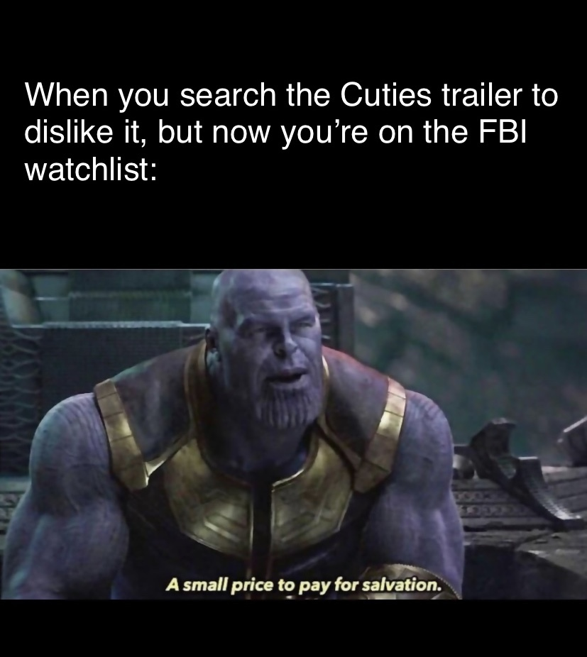 Small price to pay - meme