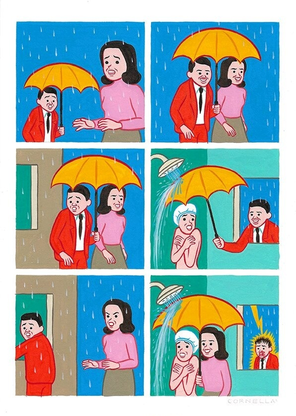 Joan Cornellá - meme
