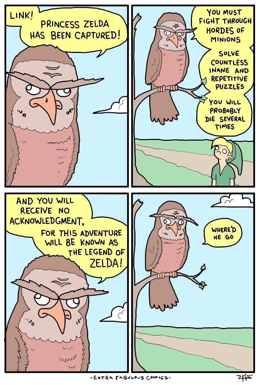 Damn Owl... - meme