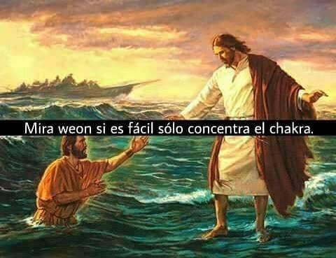 el poder de jesus - meme
