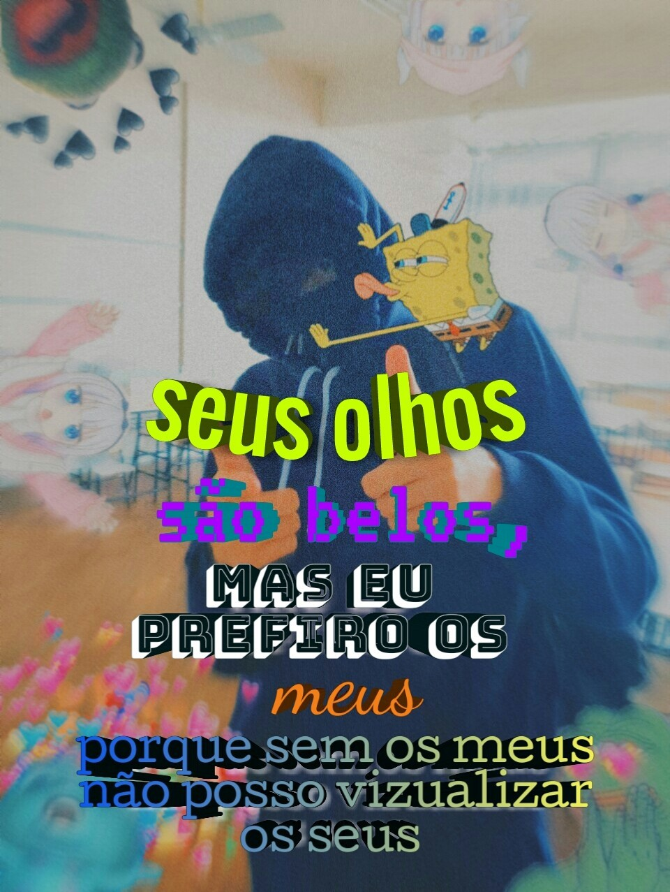 Óleos - meme