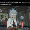 There's great meme templates to be discovered in Rick and Morty season 4