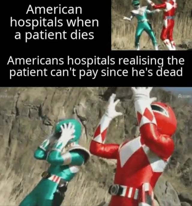 American Hospitals - meme
