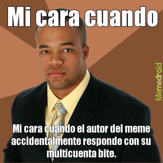 Espanhol de España - meme