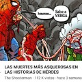 Spiderman trolo no me la contes