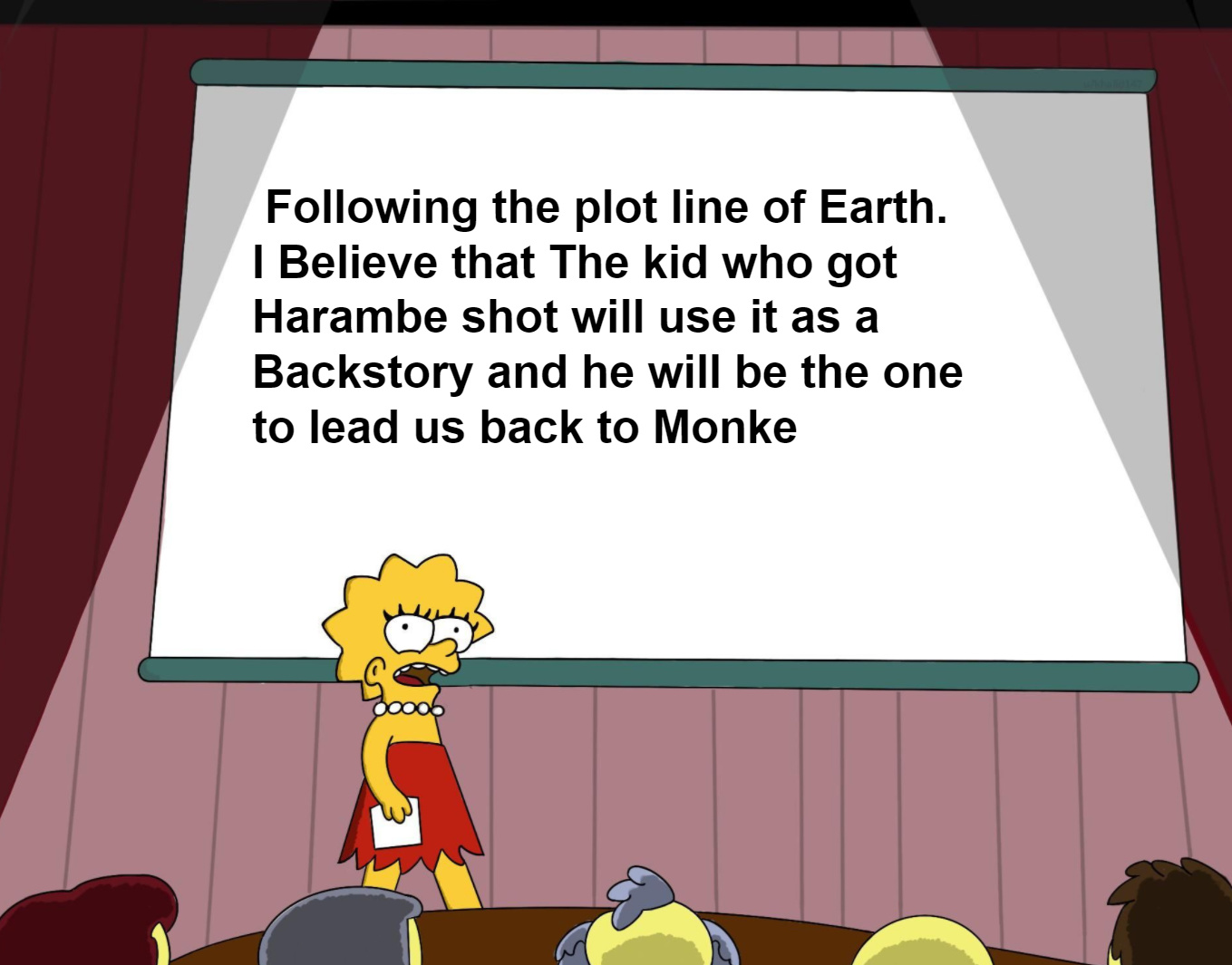 My theory of were Earth is heading - meme