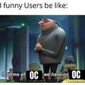 No OC
