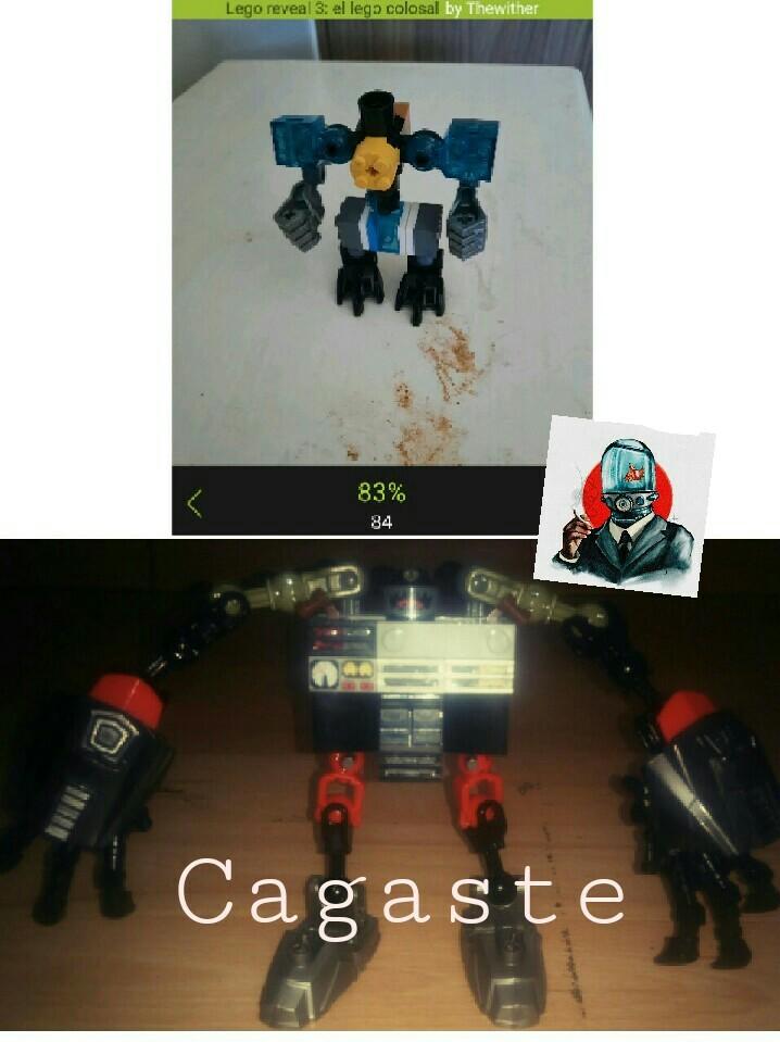 Lego reveal - meme