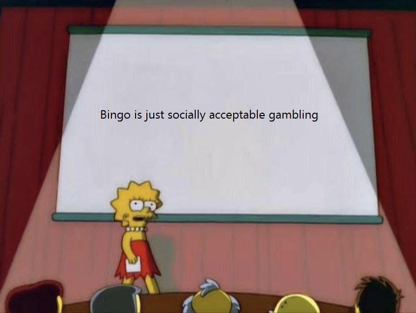 Bingo - meme
