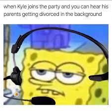 ok kyle - meme