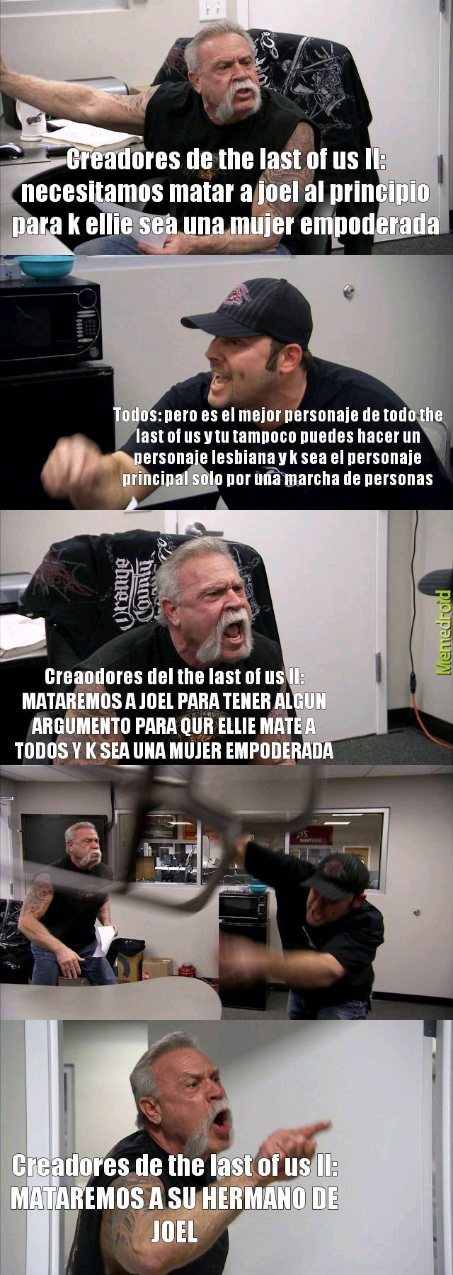 Spoiler - meme