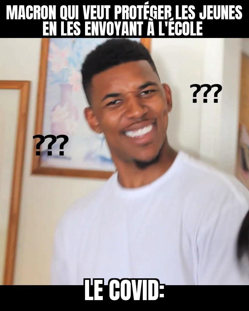 Mrc macron - meme