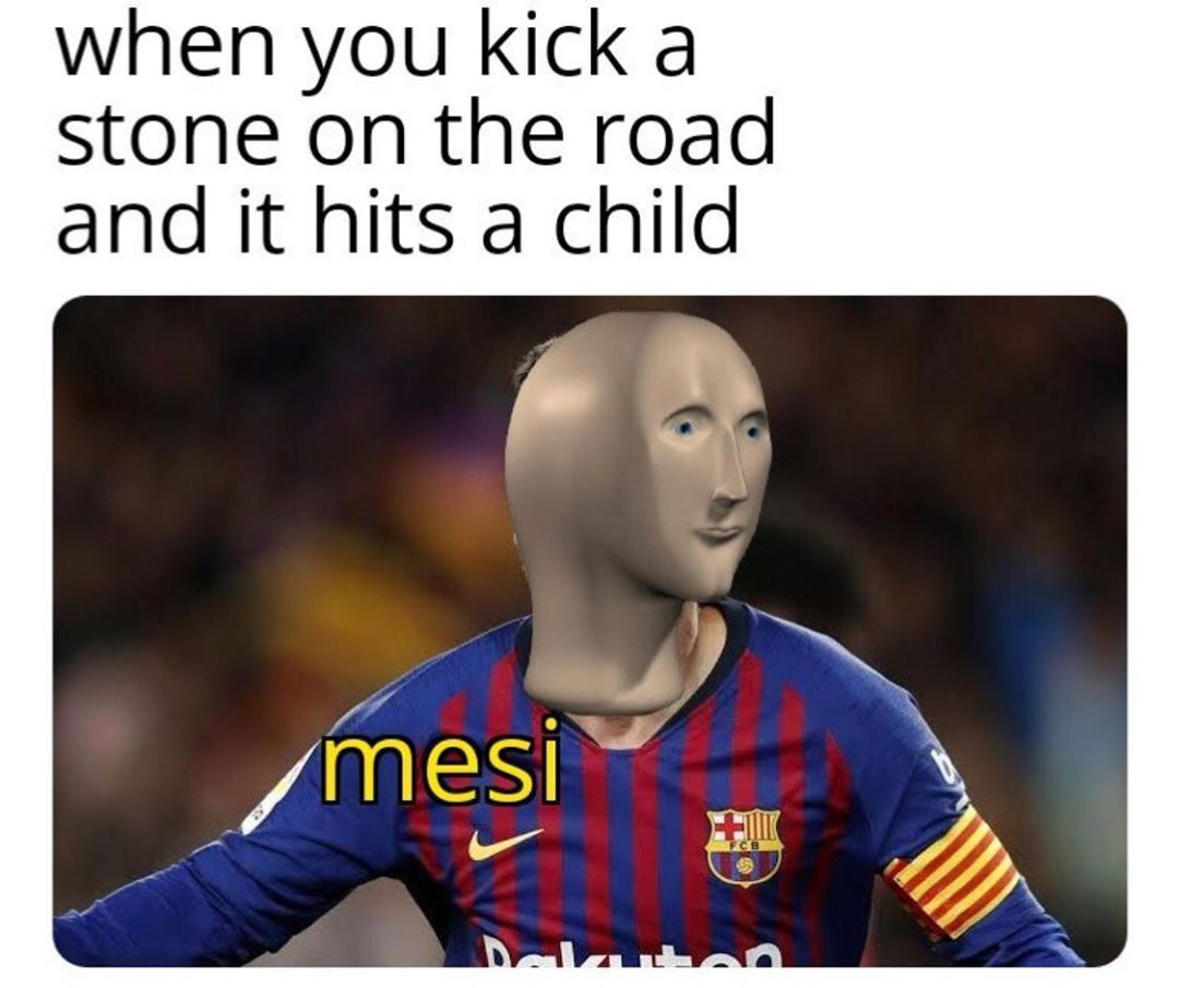 The kid will be fine - meme