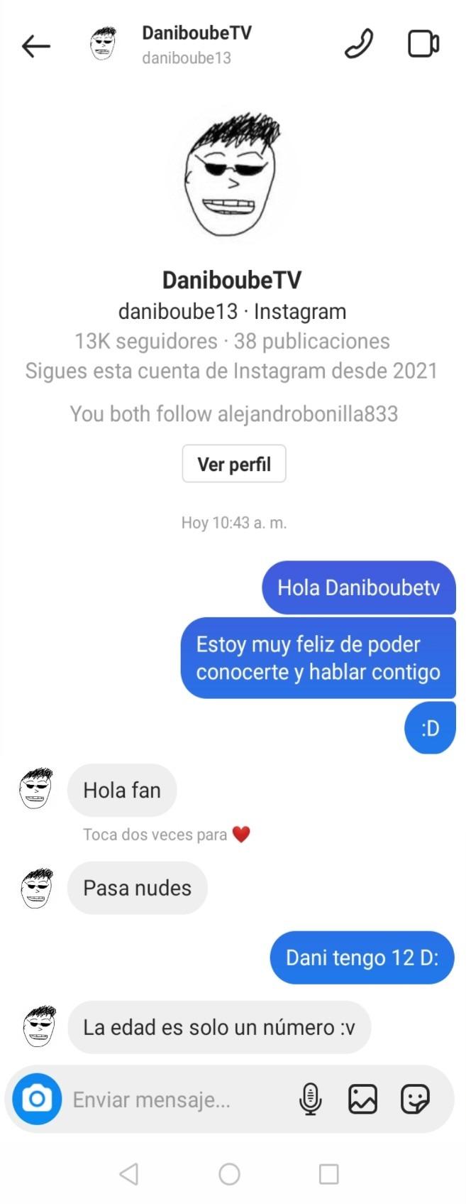 Nooooooo, Dani violinchelo - meme