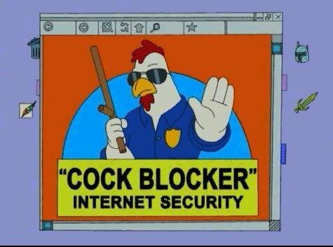 Cock Block - meme