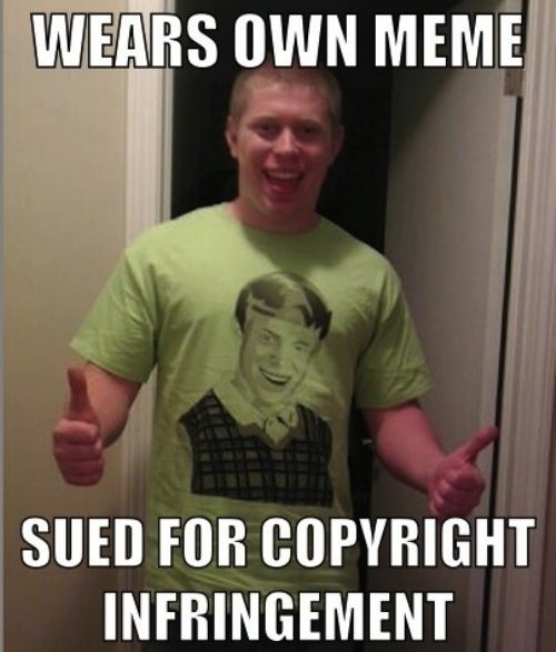 Bad Luck, Brian - meme