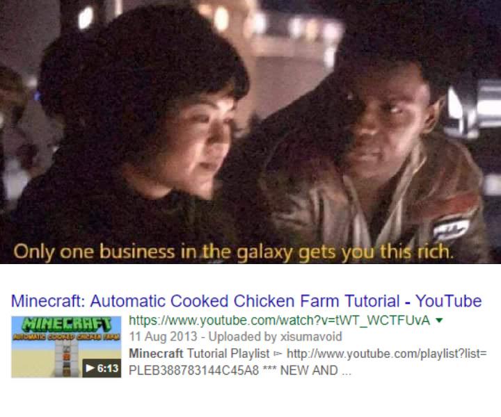 Quality starwars mem - meme