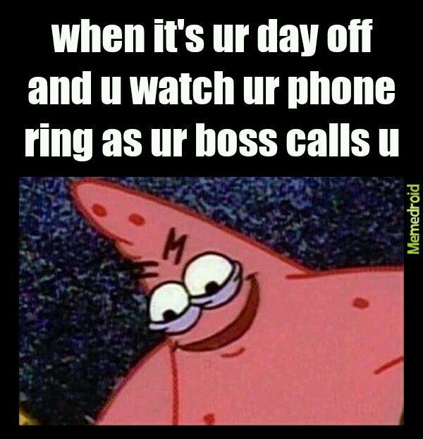 Ring ring - meme