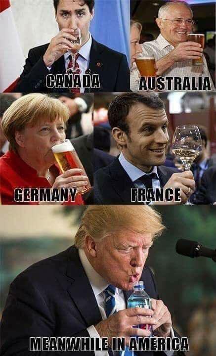 Meanwhile in America - meme