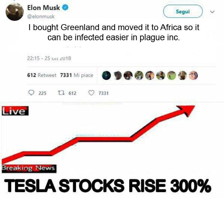 Thank you Elon, very cool - meme