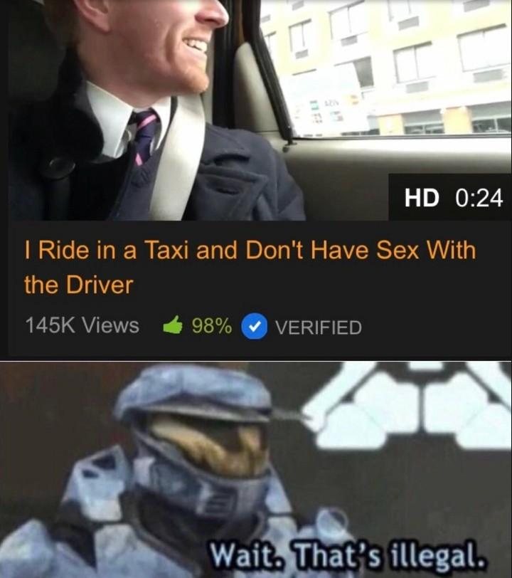 Fake fake-taxi - meme