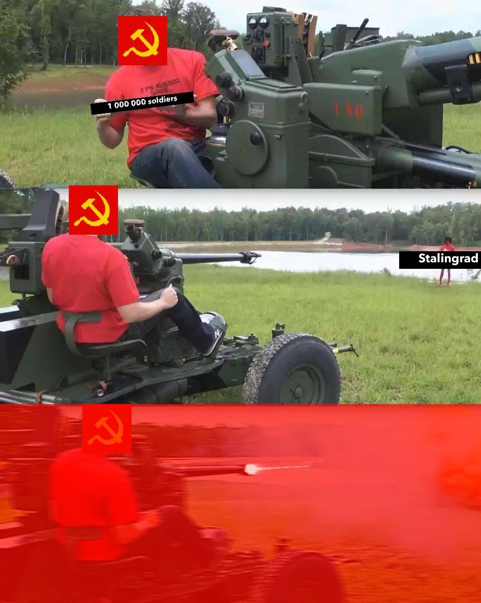 Soviet union op confirmed - meme