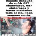 El Santo Titulo.