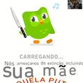 Duolingo psicopata