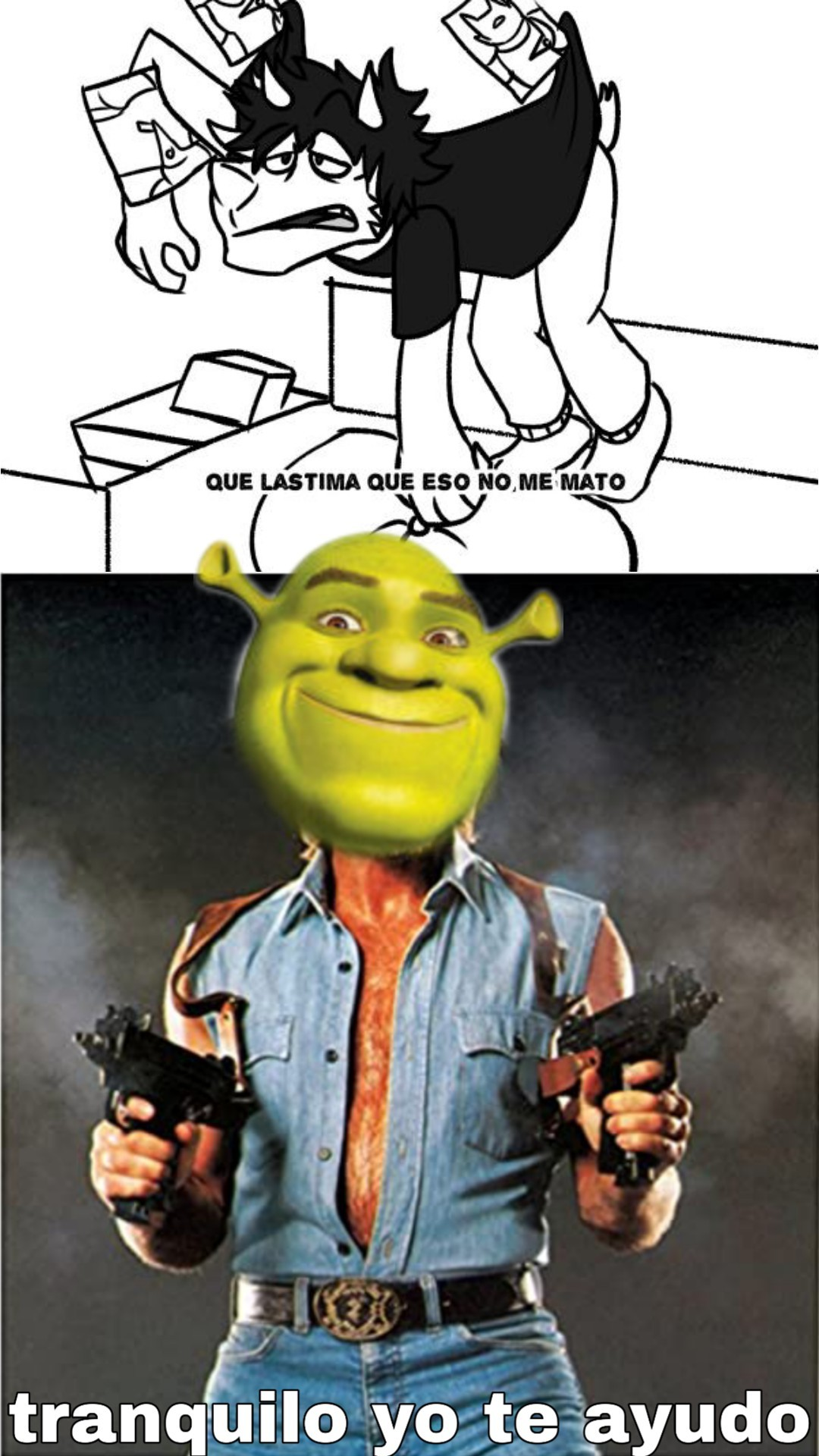 Eso shrek:allthethings: - meme