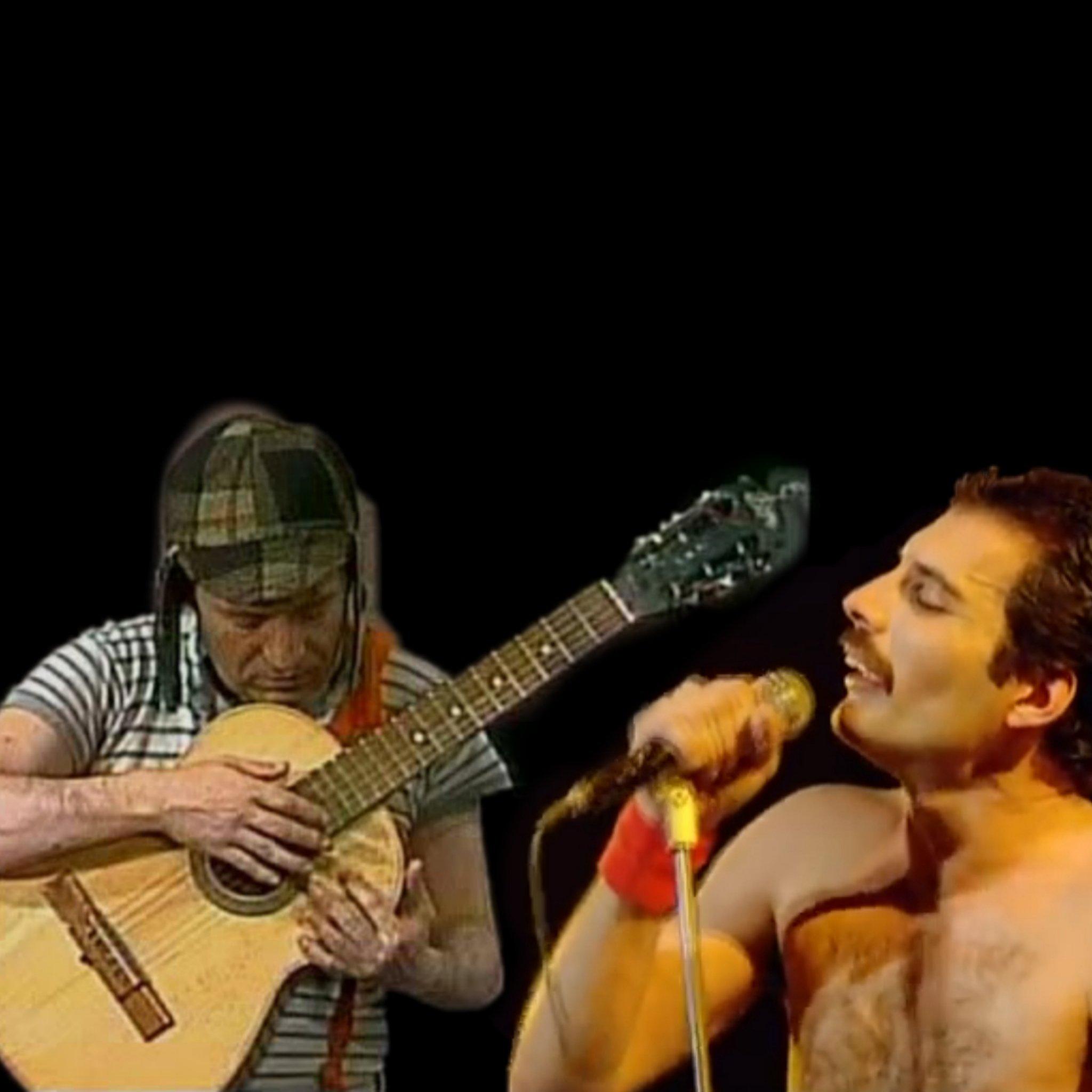 Que humilde Freddie - meme