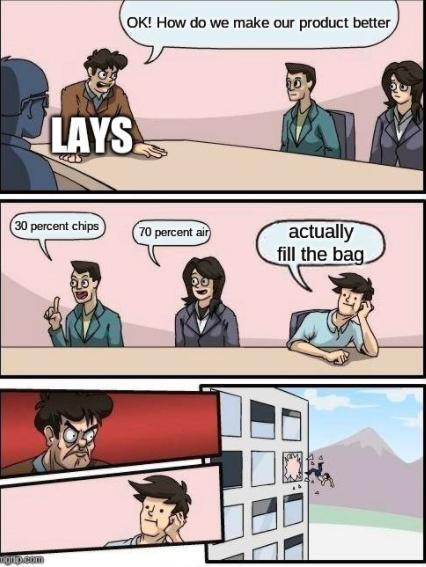 lays=99 air - meme