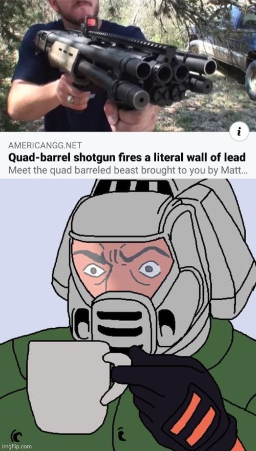 Welcome to the gun show - meme