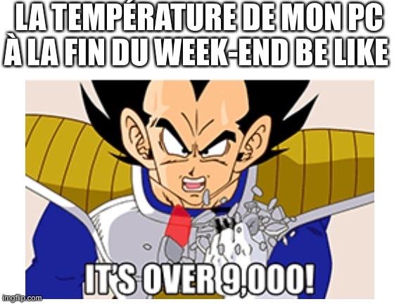 Bientôt le week-end - meme
